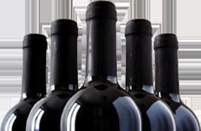 Bottles Wine