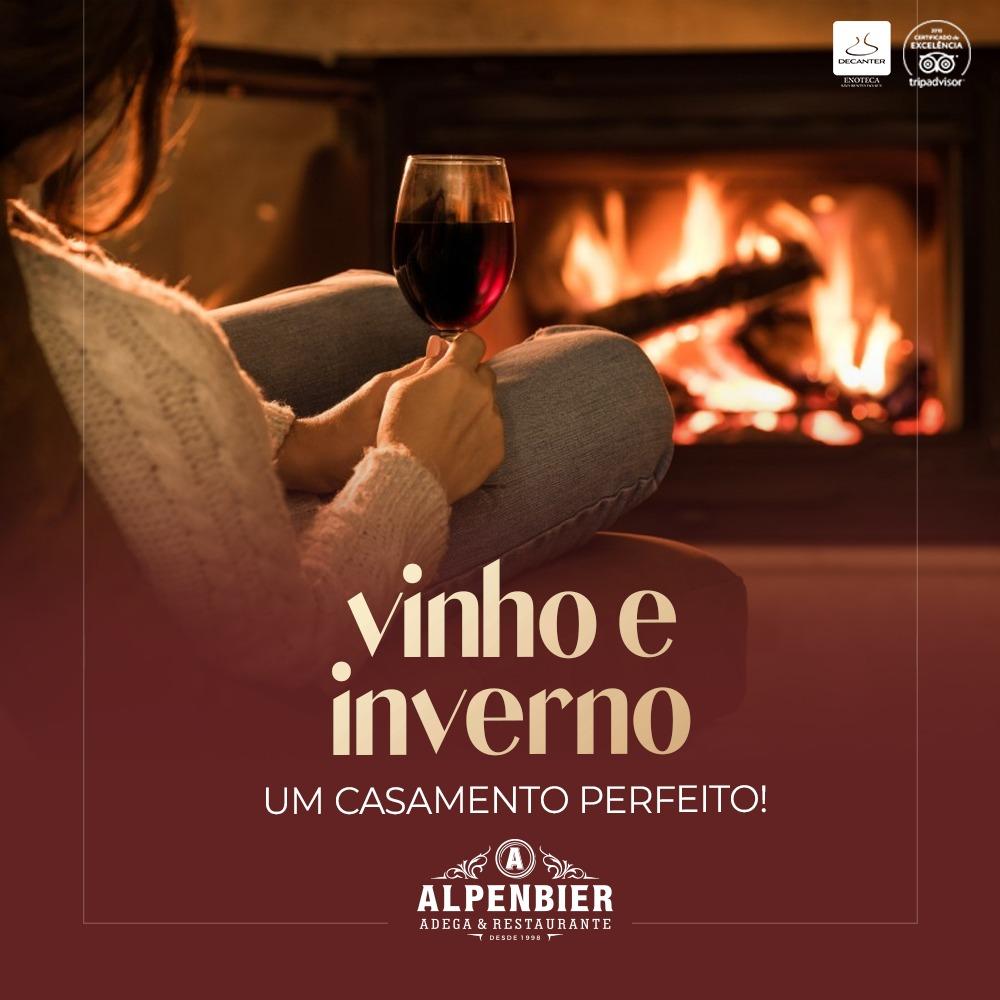 Vinho e inverno
